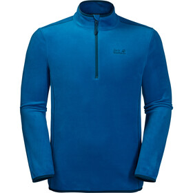 Jack Wolfskin Echo Pull en polaire Homme, electric blue